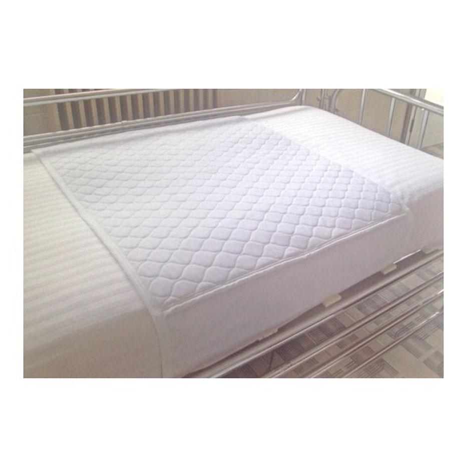 Travesero empapador protector para cama con alas - Protector de cama ...