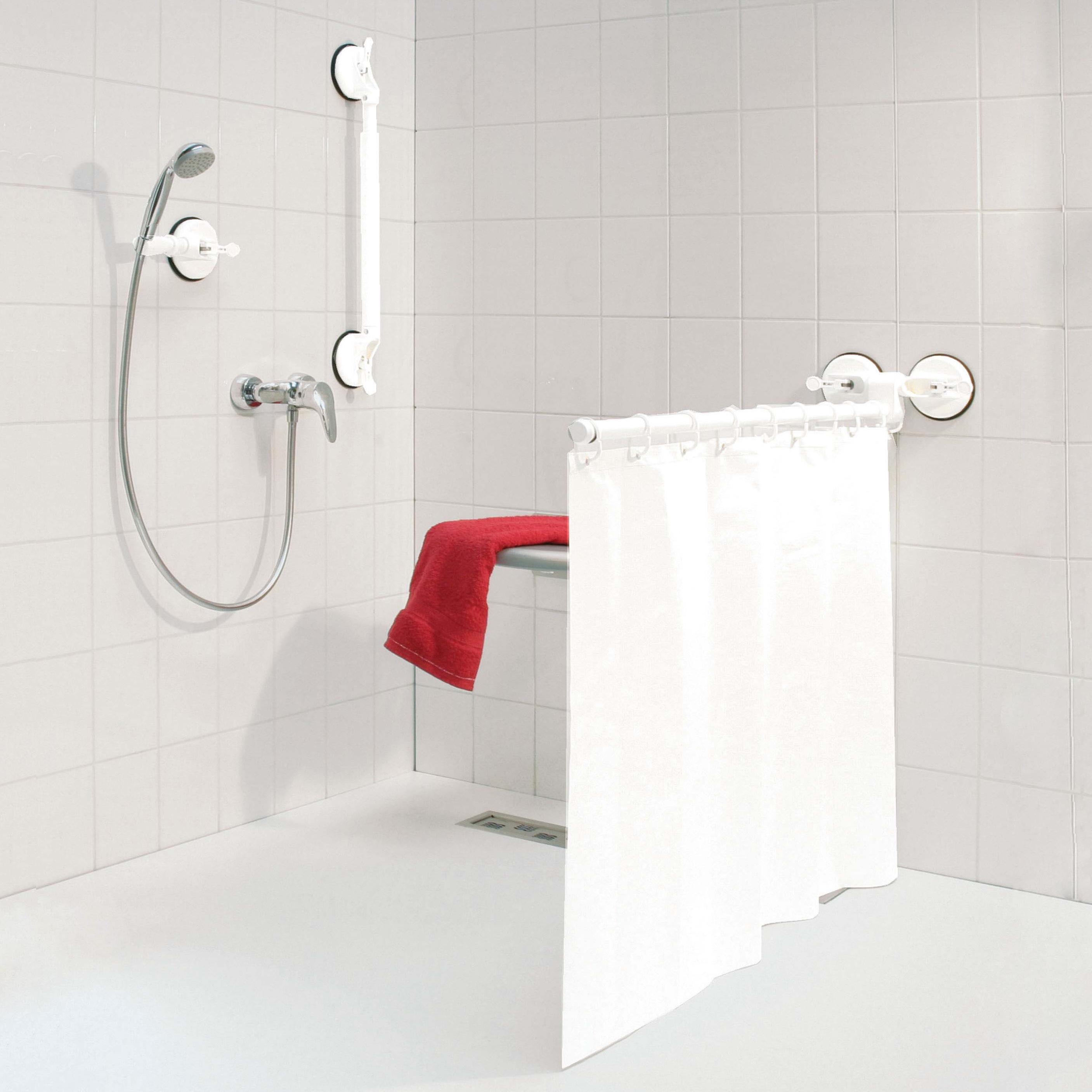 Barra soporte cortina geriayuda - Soportes para cortinas ...