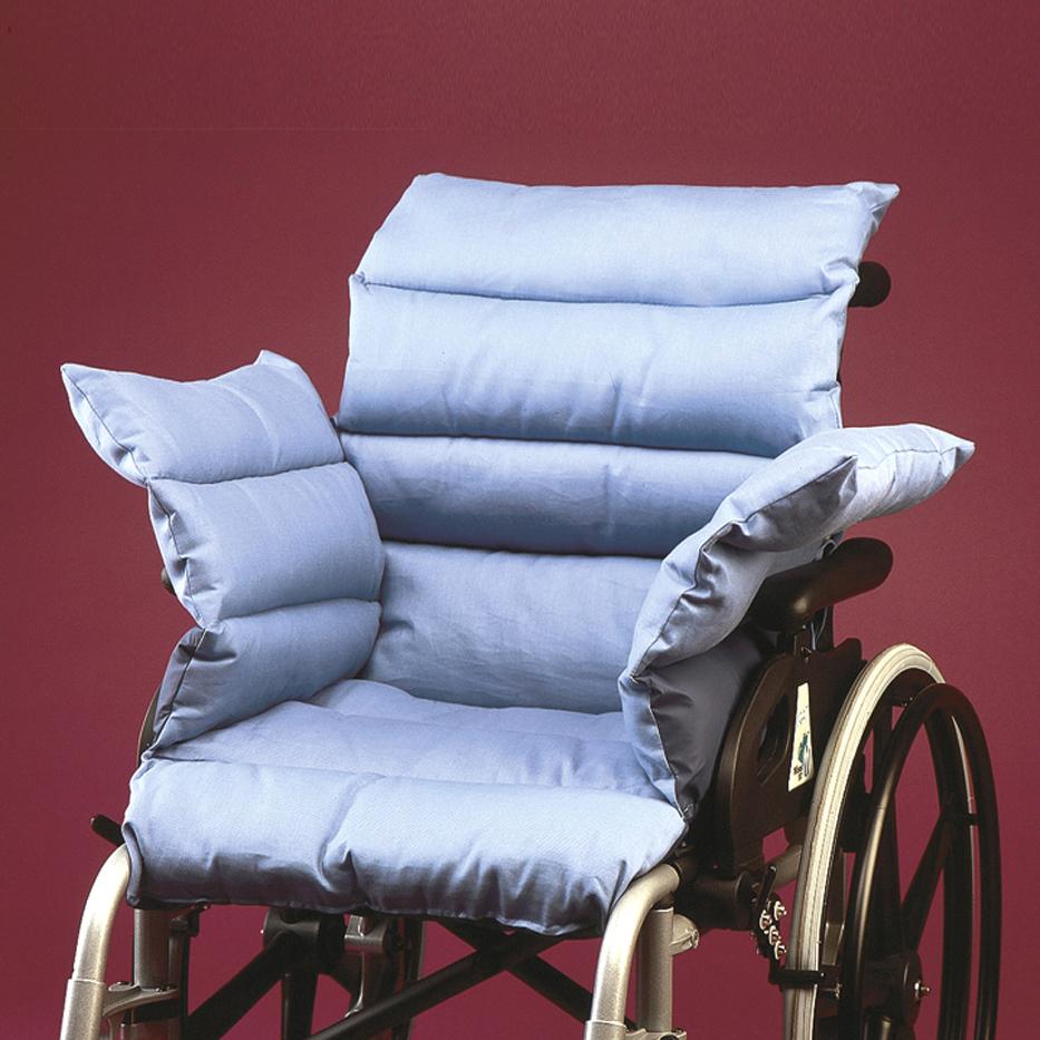 acolchado completo para silla geriayuda