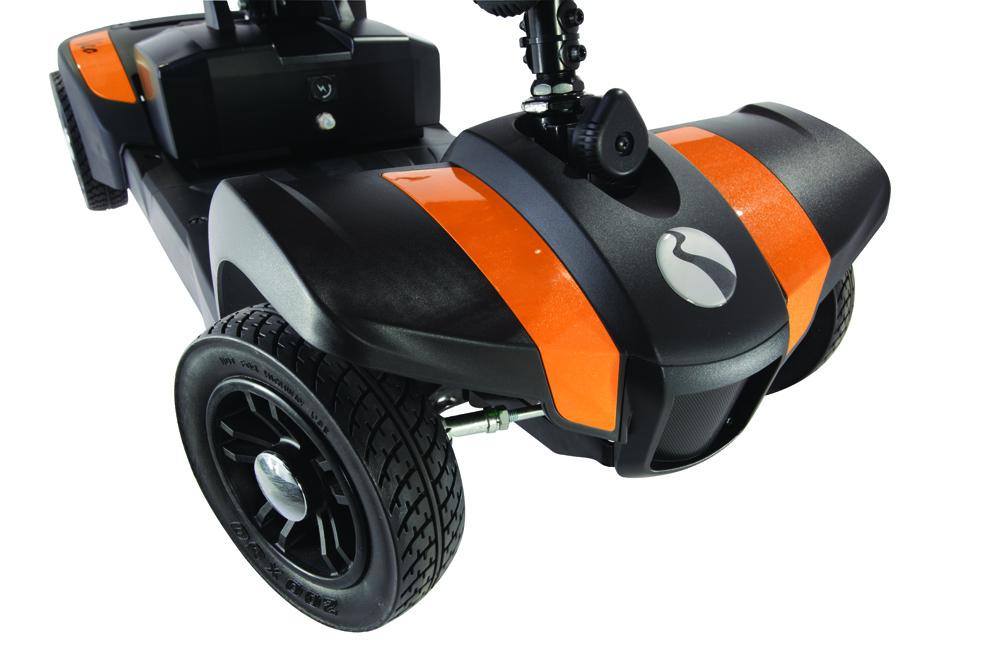 Scooter desmontable y port til veo geriayuda for Portatil desmontable
