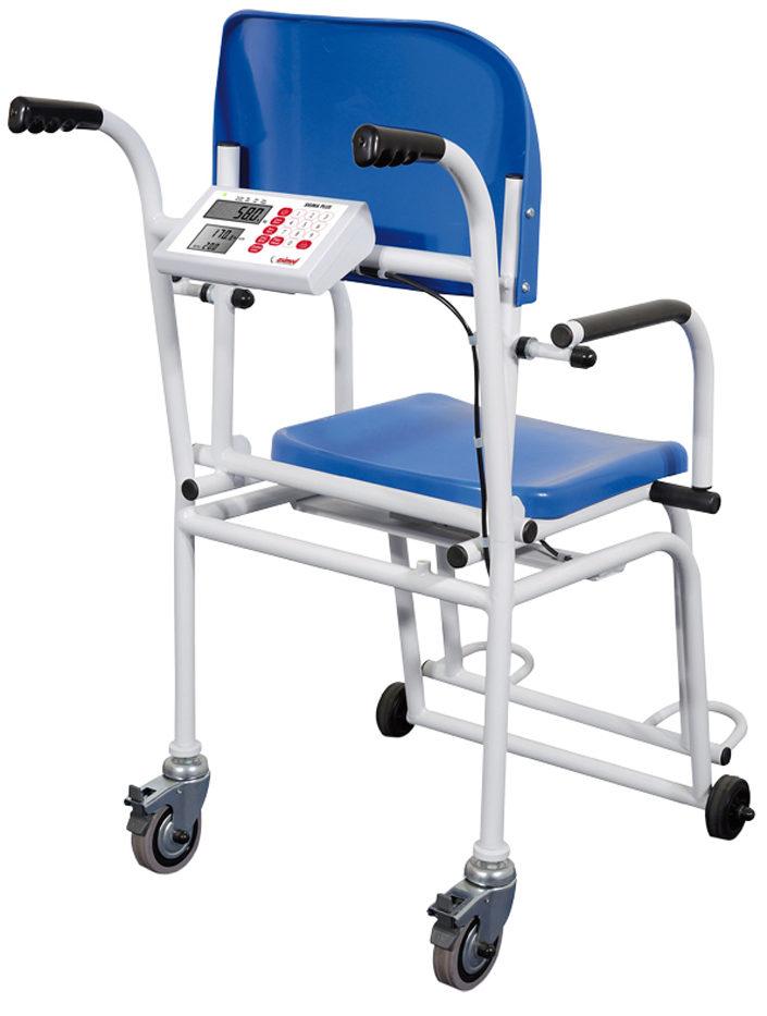 B scula digital plataforma para sillas de ruedas for Plataforma para silla de ruedas