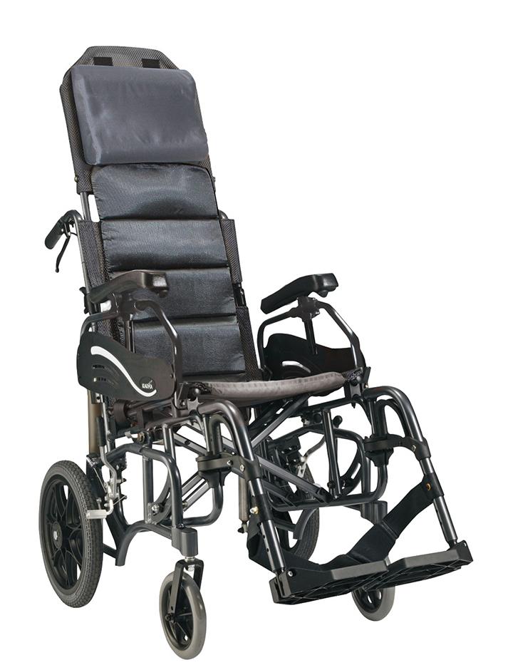 Silla de ruedas basculante de aluminio plegable vip - Silla de ruedas basculante ...
