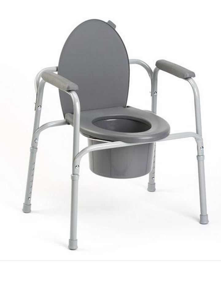 Silla de wc styxo 9630e geriayuda for Sillas para water