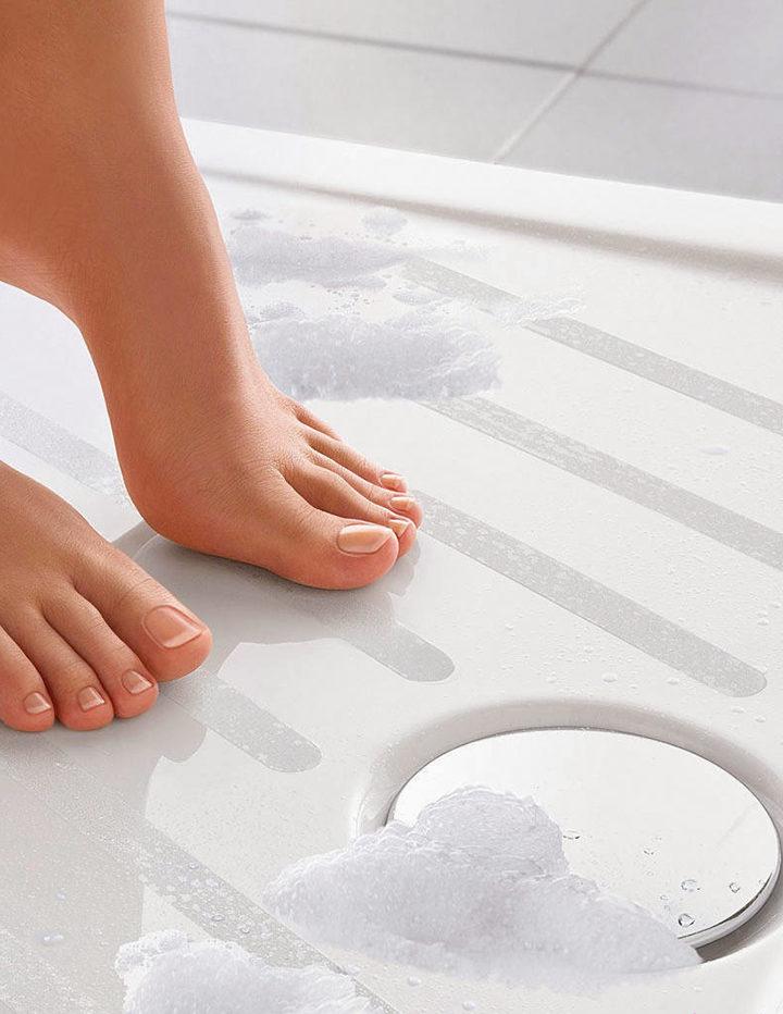 alfombrillas de baño y antideslizantes
