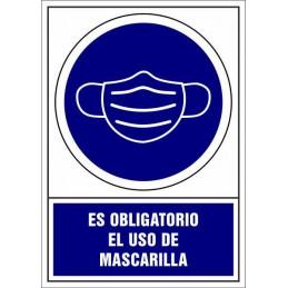 mascarilla obligatoria