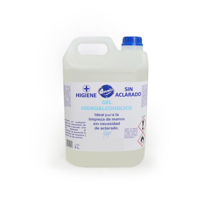 gel hidoalcolico