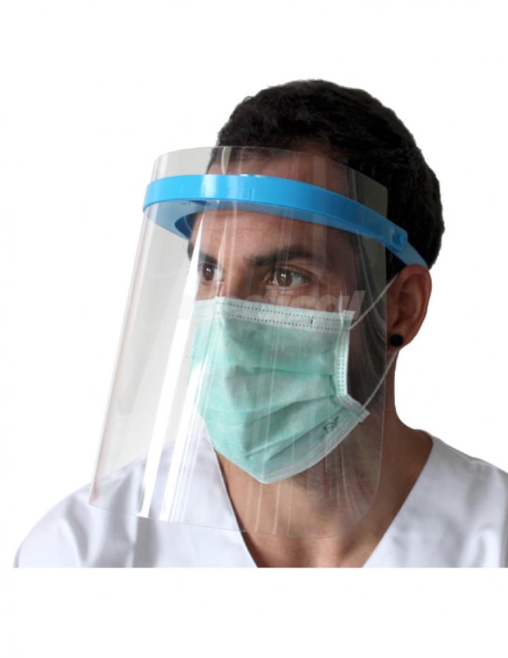 Protección facial