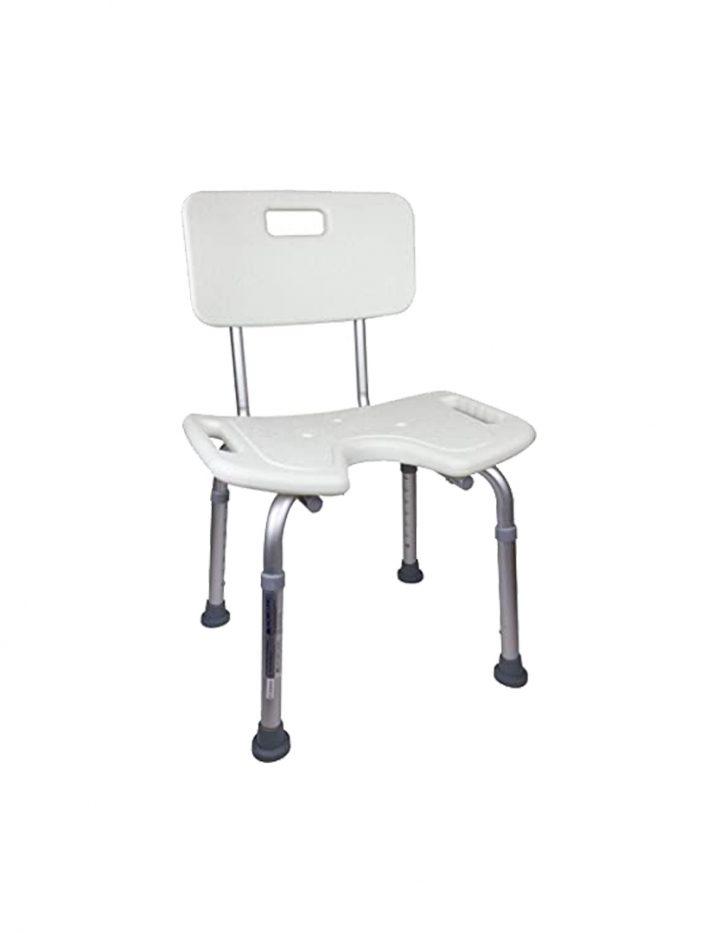 Sillas y asientos para baño