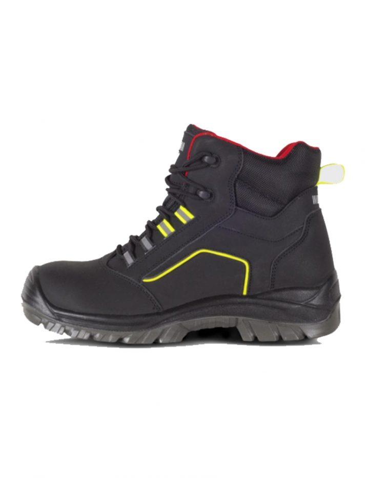 botas de protección