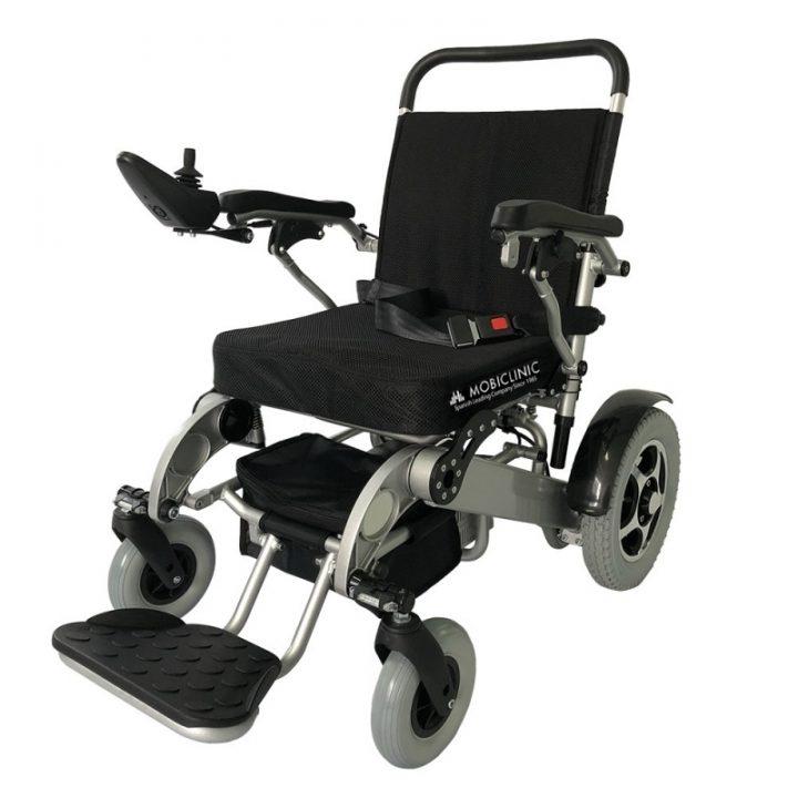 silla de ruedas eléctrica Troya